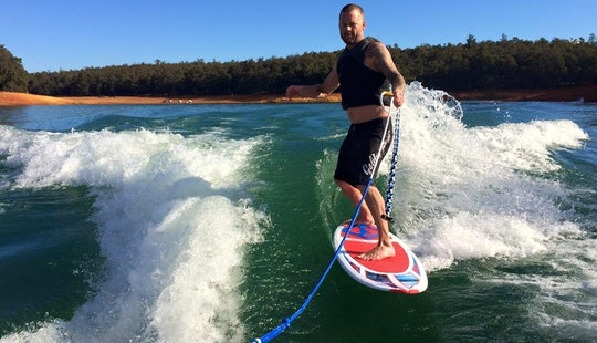 Enjoy Wakeboarding In South Perth, Western Australia