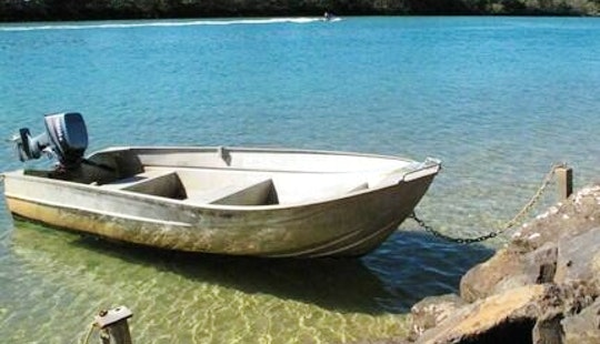 Rent A 5 Person Powerboat In Brunswick Heads, Australia