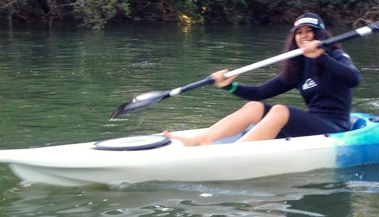 Rent A Kayak In Brunswick Heads, Australia