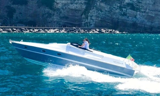Charter 33' Sea Arrow Motor Yacht In Vico Equense, Italy