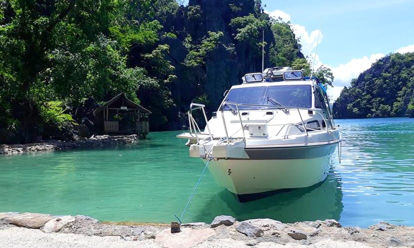 Charter a Cuddy Cabin in Coron, Philippines