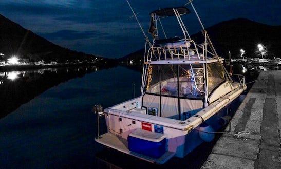 Sport Fisherman Fishing Charter In Dubrovnik