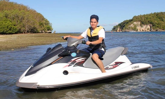 Yamaha Vx Jet Ski For Rent In Puerto Galera, Philippines