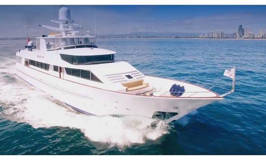 Charter 115' Phoenix One Power Mega Yacht In Bundall, Queensland