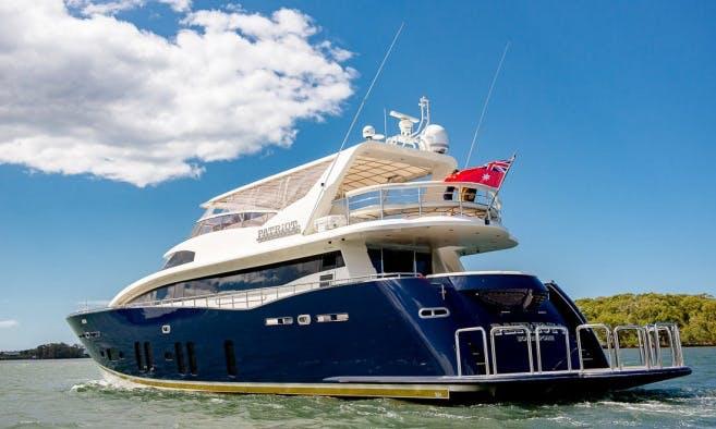 Charter 106' Patriot 1 Power Superyacht in Gold Coast, Queensland