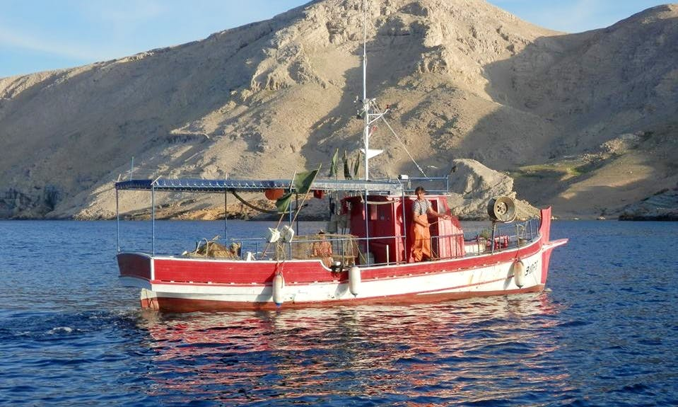 Fascinating Sightseeing Boat Trips in Pag, Croatia
