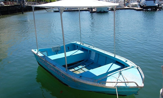 Charter A Dinghy In Queensland, Australia