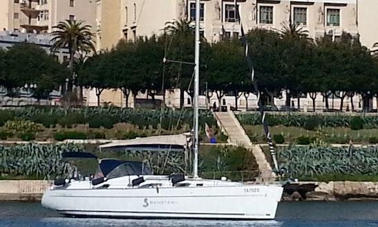Charter A 39' Cruising Monohull In Taranto, Italy