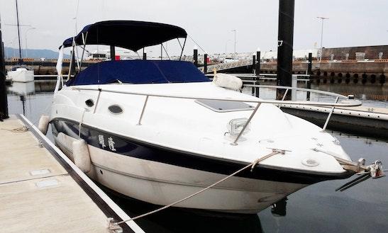 Charter 28' Motor Yacht In Toucheng Township, Taiwan
