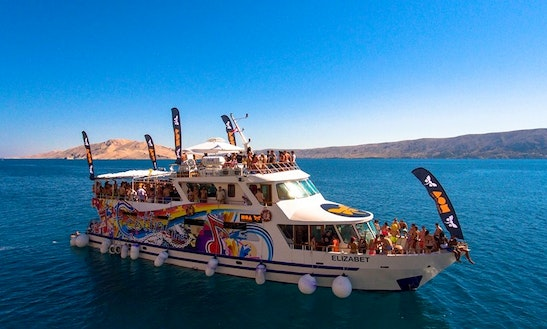 Enjoy Cruising In Pag, Croatia