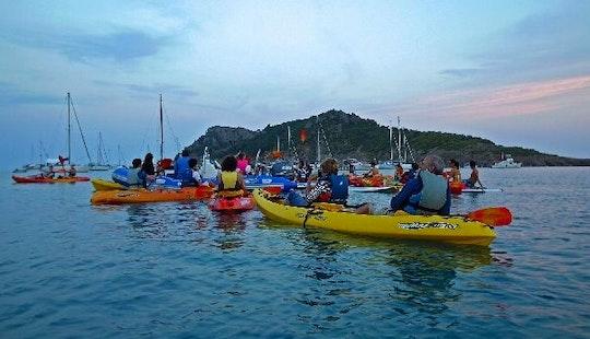 Rent A Kayak In Ramatuelle, France