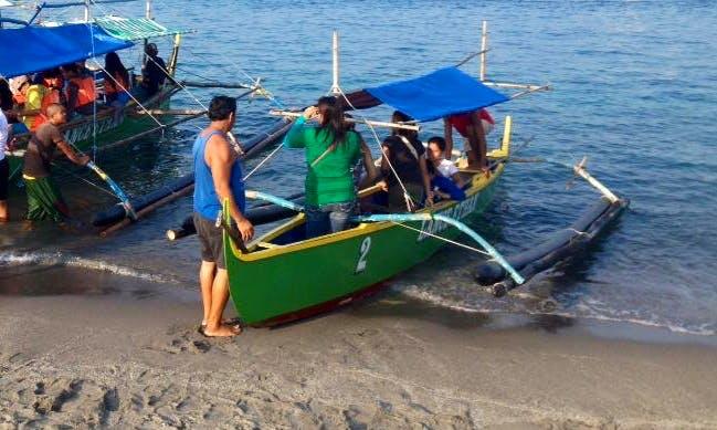 Cruise around Central Luzon coast on Traditional Boat! Sakay na!