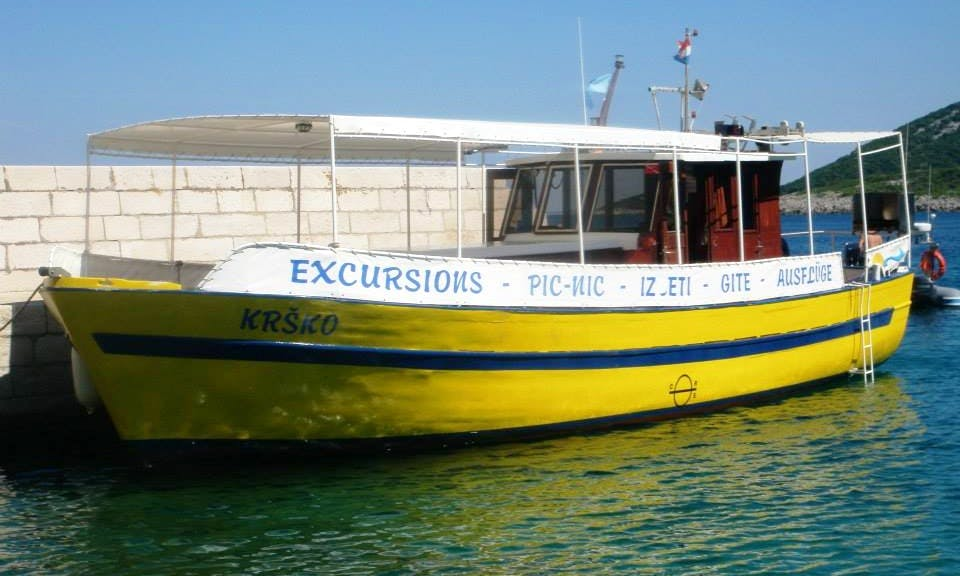 Charter a Center Console in Mali Lošinj, Croatia for 30 pax
