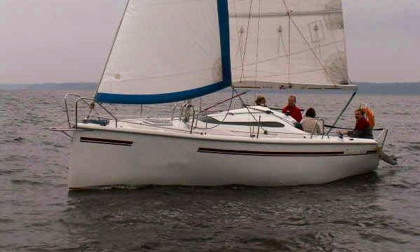 Charter 26' Twister Cruising Monohull in Nieporęt, Poland