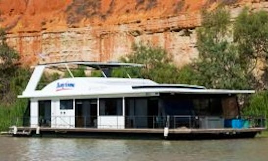 Rent A Murray Darling 5 Houseboat In Wentworth, Australia