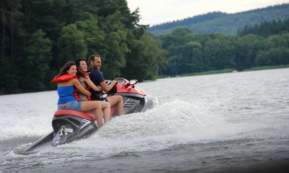 Rent Seadoo Jet Ski in Montsauche-les-Settons, France