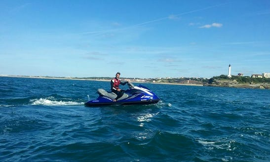 Rent A Yamaha Fx Jet Ski In Anglet, France