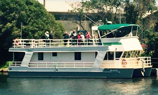 Charter A Passenger Boat In East Bairnsdale, Victoria