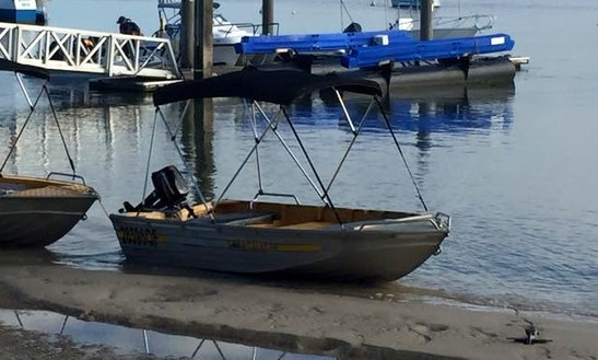 Dinghy Rentals Long Beach