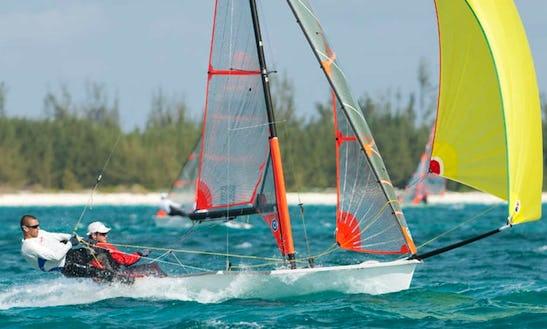 Rent 29er Sailing Dinghy In Porto Pollo, Sardegna