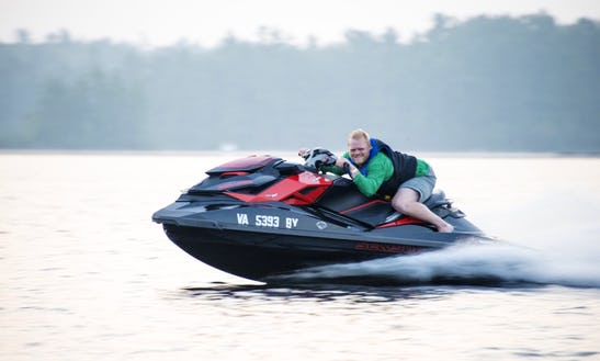 Book This Seadoo Jet Ski In Mooresville, North Carolina