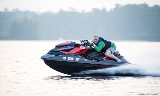 Book This Seadoo Jet Ski In Mooresville, North Carolina