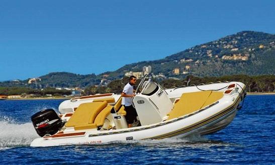 Rent 23' Bwa Rigid Inflatable Boat In Ajaccio, France