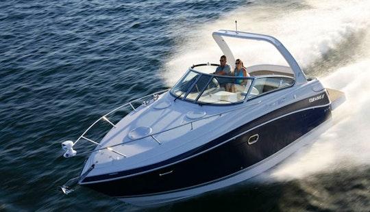 27' Four Winns Vista Motor Yacht In Ajaccio, France