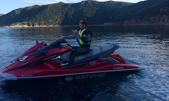 Rent 12' Yamaha Fx Jet Ski In Ajaccio, France