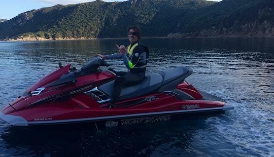 Rent 12' Yamaha Fx Jet Ski In Ajaccio, France