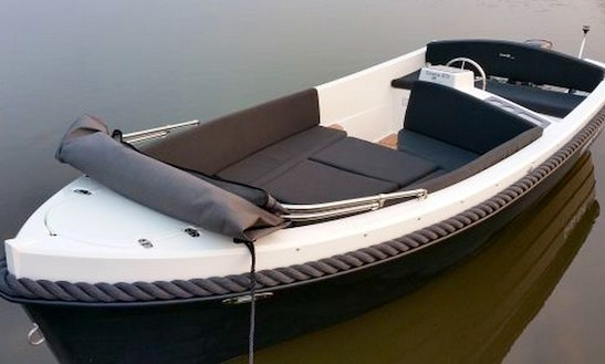Rent 14' Peach Dinghy In Savines-le-lac, France