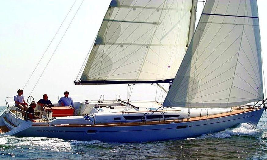 Charter a Cruising Monohull in Kalkara, Malta