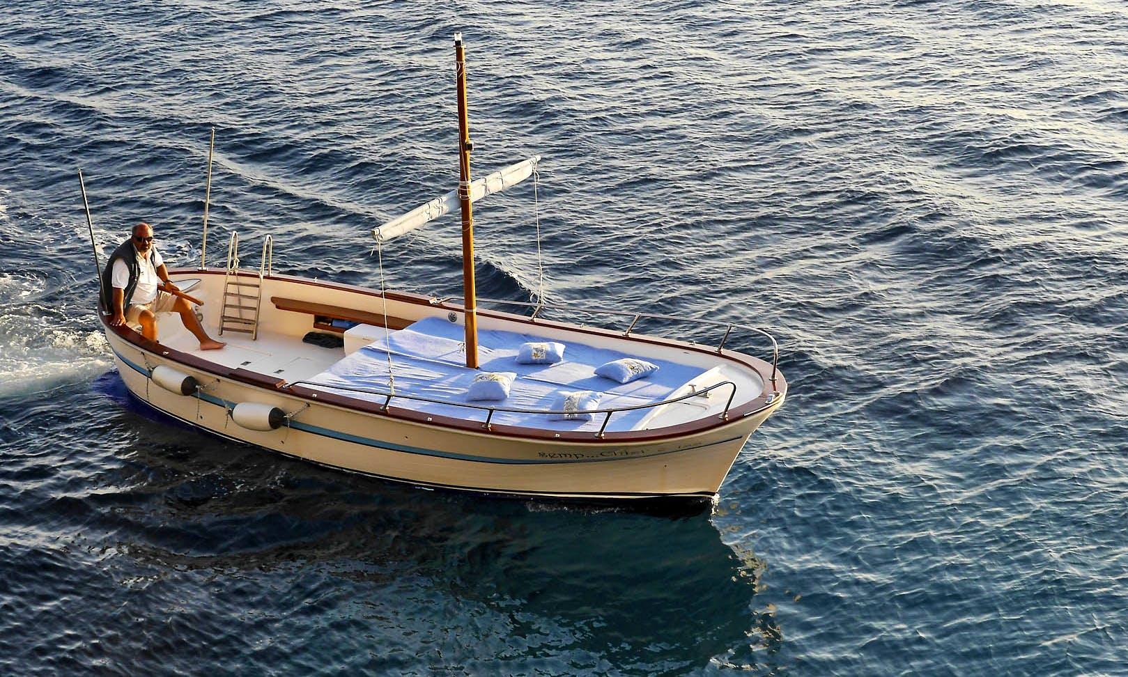 Rent a Inboard Propulsion in Capri, Campania