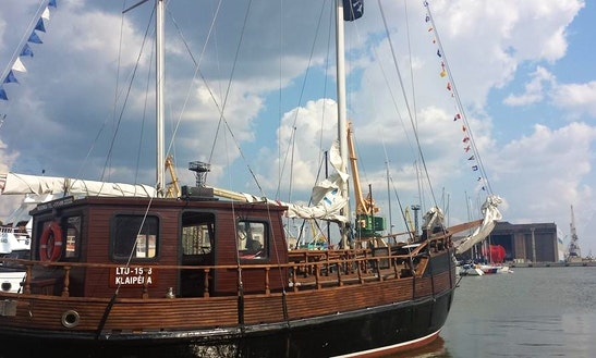 Charter 48' Vagant Gulet In Klaipėda, Lithuania