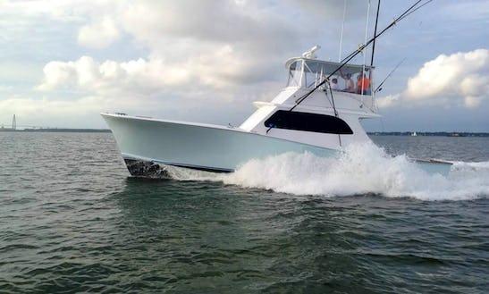 50' Fishin Fannatic Sportfishing Out Of Wanchese, Nc
