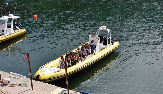 Rent A Rigid Inflatable Boat In Calcatoggio, France For Up To 12 People