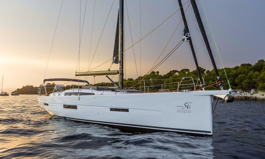 10 People Dufour Cruising Monohull Charter In Sicilia, Italy