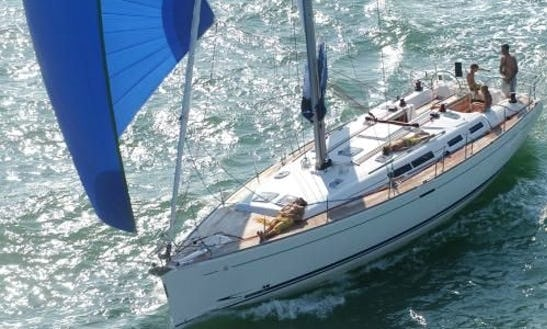 Charter 45' Dufour Cruising Monohull In Marina Di Ragusa, Sicilia