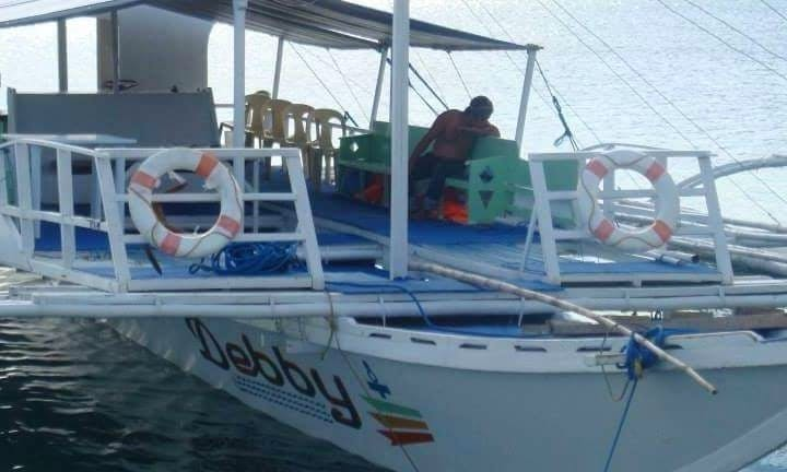 Charter Debby Traditional Boat in Talisay City, Visayas