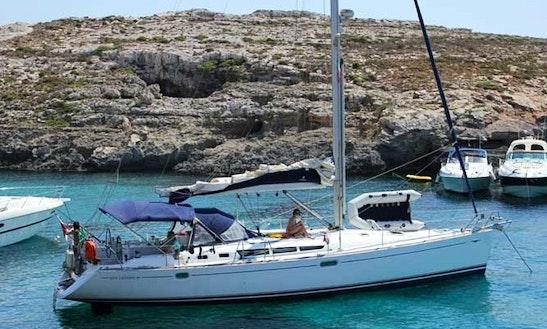 Charter 49' Sun Odyssey Cruising Monohull In Pignare, Veneto