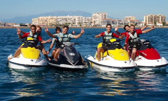 Rent A Jet Ski In Saint-cyprien, France