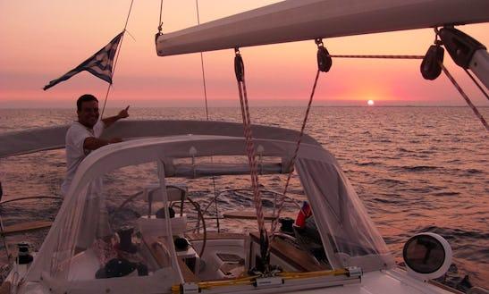 Sailing Charter On 39ft