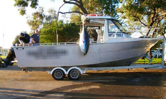 Enjoy Fishing In Queenscliff, Victoria With Captain Jarrod