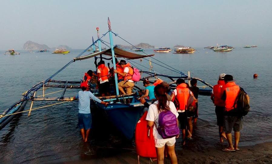 Anawangin, Talisayen, Nagsasa, Silangin Boat Tours in San Antonio, Zambales, Philippines
