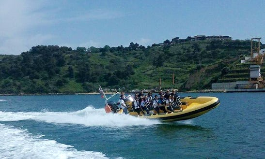 Amazing Rigid Inflatable Boat Tour For 18 People In Lisboa, Portugal