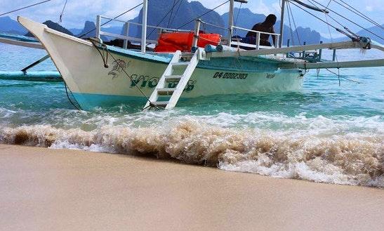 Rent D'victory Traditional Boat In El Nido, Mimaropa