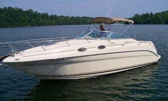 260 Sea Ray Sundancer For Rent In Chicago