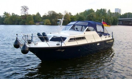 Explore Rheinsberg, Germany - Charter 30ft