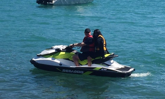 Rent A Jet Ski In Waiheke Island, Auckland, New Zealand