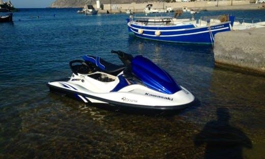 Rent Kawasaki STX 160 CV Jet Ski Sainte-Maxime, Provence-Alpes-Côte d'Azur